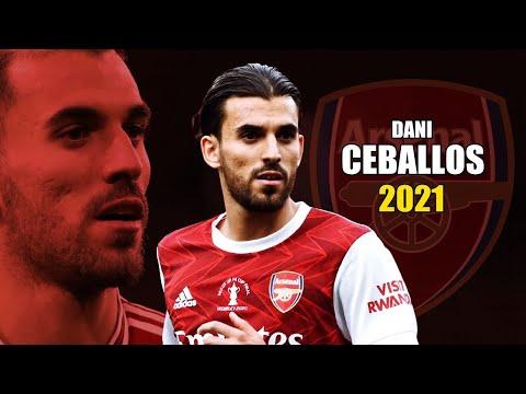 Dani Ceballos 2021 ● Amazing Skills Show   HD