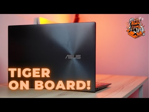 Asus ZenBook 13 (UX325E) Hands-On and First Impressions