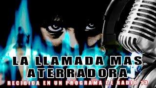La Llamada Mas Aterradora Recibida en un Programa de Radio #13 I Pasillo Infinito