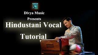 Learn Singing Hindi Thumri, Dadra, Ghazal, Kajri, Chaiti, Bhajan, Qawwali vocal lessons online video