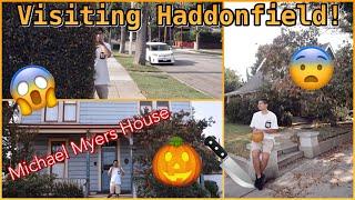 Visiting Haddonfield - Michael Myers House