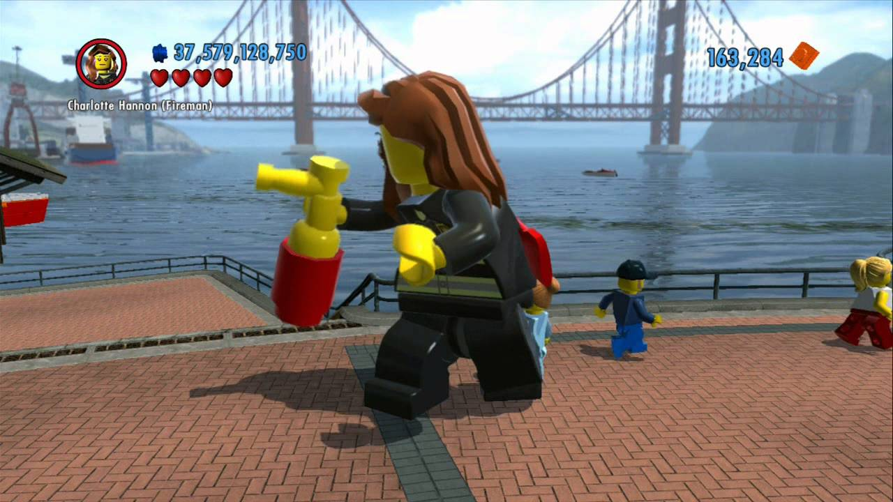 LEGO City Undercover Character Guide LEGO Super