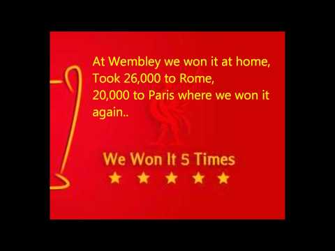 We Won it 5 Times! +Lyrics
