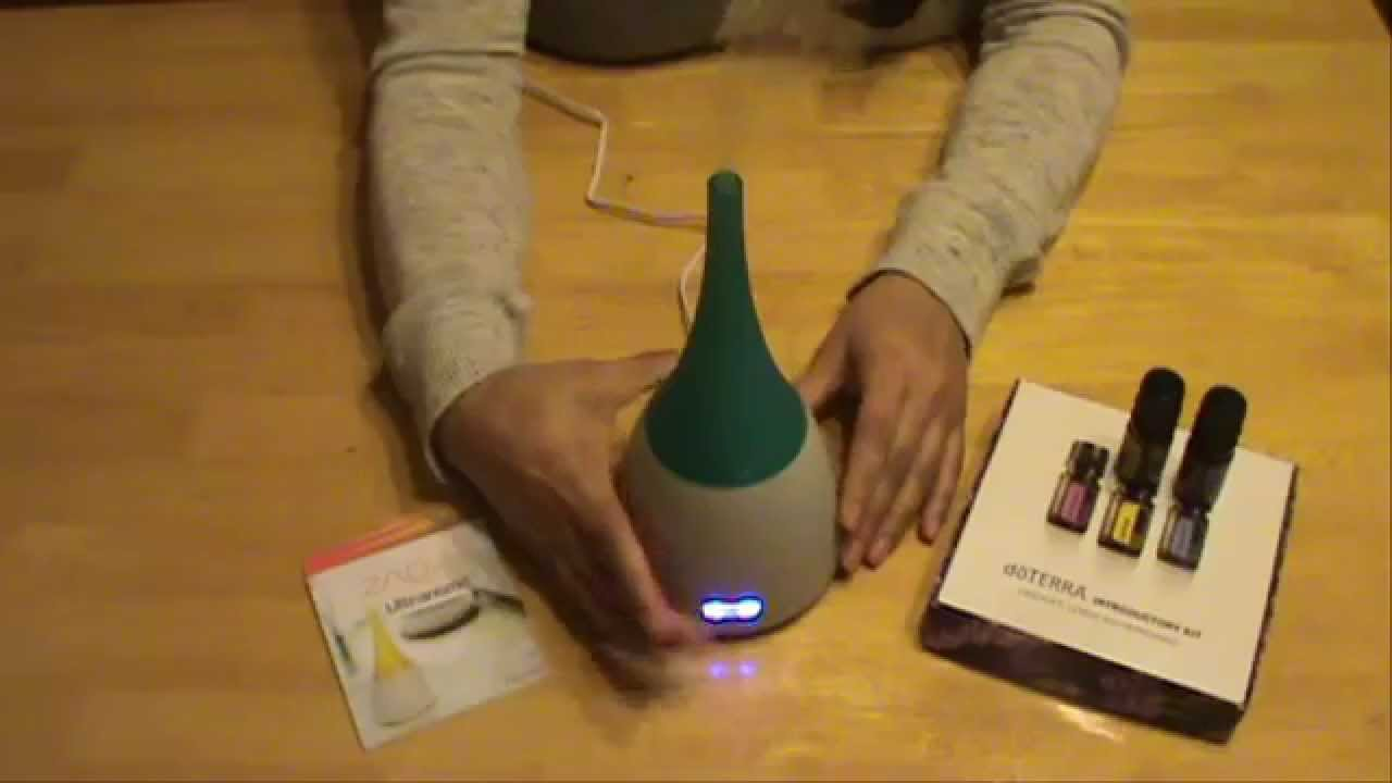 oil diffuser how to use