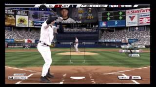 MLB 11 The Show SEASON プレイオフ ワールドシリーズ2