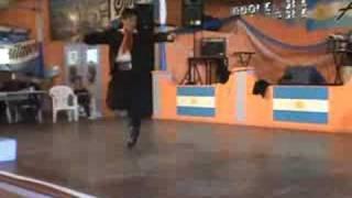 Milton y Romina Tango y Folklore Argentino