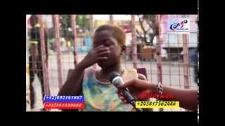 Congo Dialogue: Leader  Espoir Azoyemba Grave! Alobi..