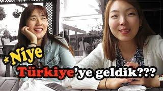 Niye Türkiye'ye geldik???/Soru Cevap