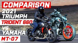 New 2021 Triumph Trident 660 v…