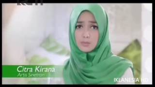 Iklan Rejoice Shampoo dan Conditioner dengan Formula Cepat Kering edisi Citra Kirana 15s
