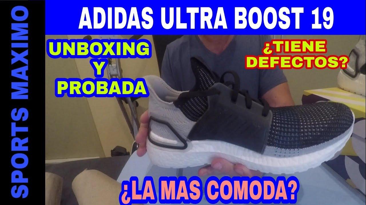 Adidas Ultraboost 19: novedades técnicas y sensaciones tras