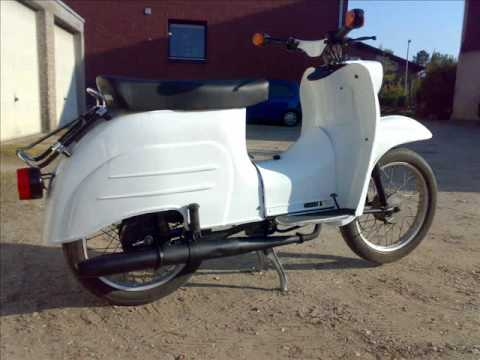 simson schwalbe kr51 2 restauration youtube