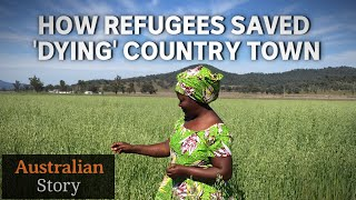 The social experiment of African refugees in outback Australia Video