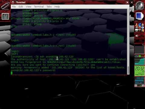 OpenBSD vmm hypervisor test drive