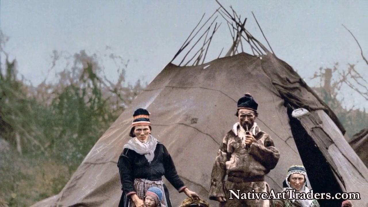 Inuit House | Eskimo Igloo Housing  sc 1 st  YouTube & Inuit House | Eskimo Igloo Housing - YouTube