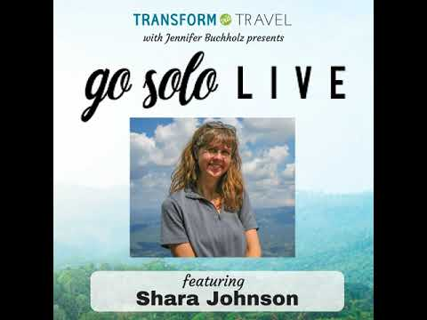 EP 068: How a Woman Can Travel Solo to Africa Safely
