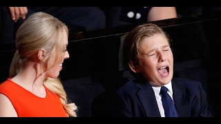 Barron Trump - Cutest Moments