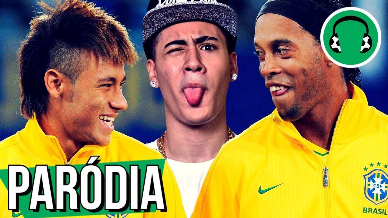 ♫ OLHA A EXPLOSÃO (de Dibres) | Paródia de Futebol - MC Kevinho #1