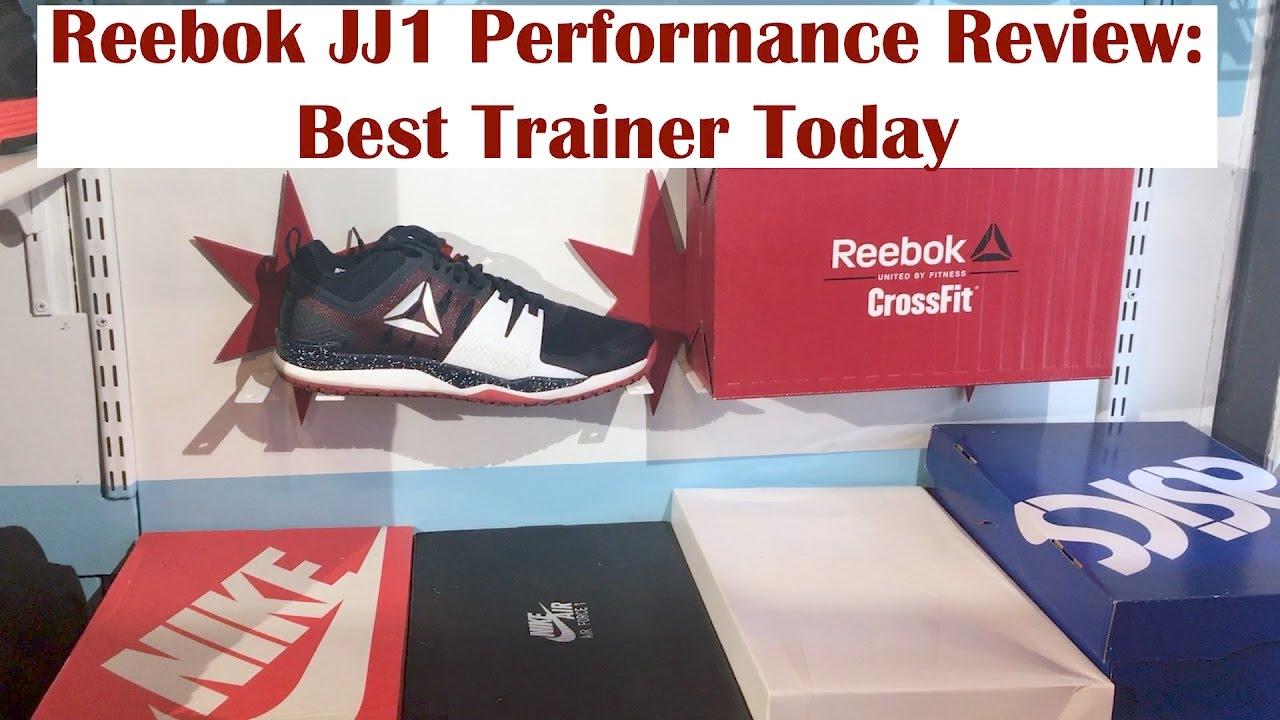 PowerGearz  Reebok JJ 1 Performance Review - YouTube aa0210d17