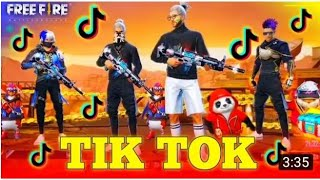 FREE FIRE BEST TIK TOK VIDEO PART-1 FUNNY,EPIC & WTFMOMENT#1  GARENA FREE FIRE