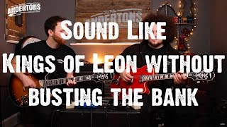 Sound Like Kings Of Leon - Without Busting The Bank Watch Rabea Mas...