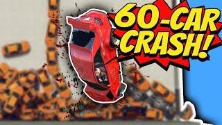 GTA 5 | DESTRUCTION Compilation #1 (Crazy Crashes)
