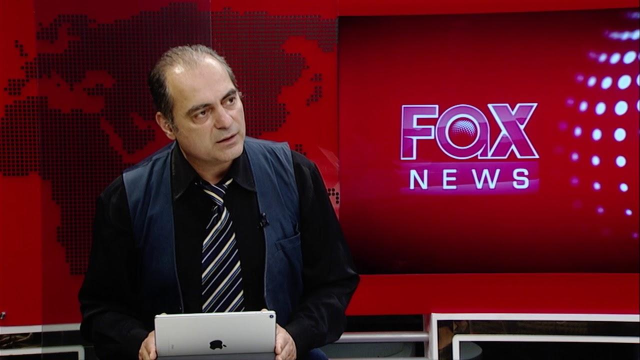 FAX NEWS - I FTUAR NE STUDIO: ALTIN GOXHAJ, AVOKAT