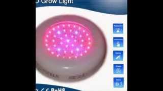 Led светодиодные фитопанели (10 спектров) для выращивания, роста, освещения, подсветки растений(, 2014-06-01T18:30:04.000Z)
