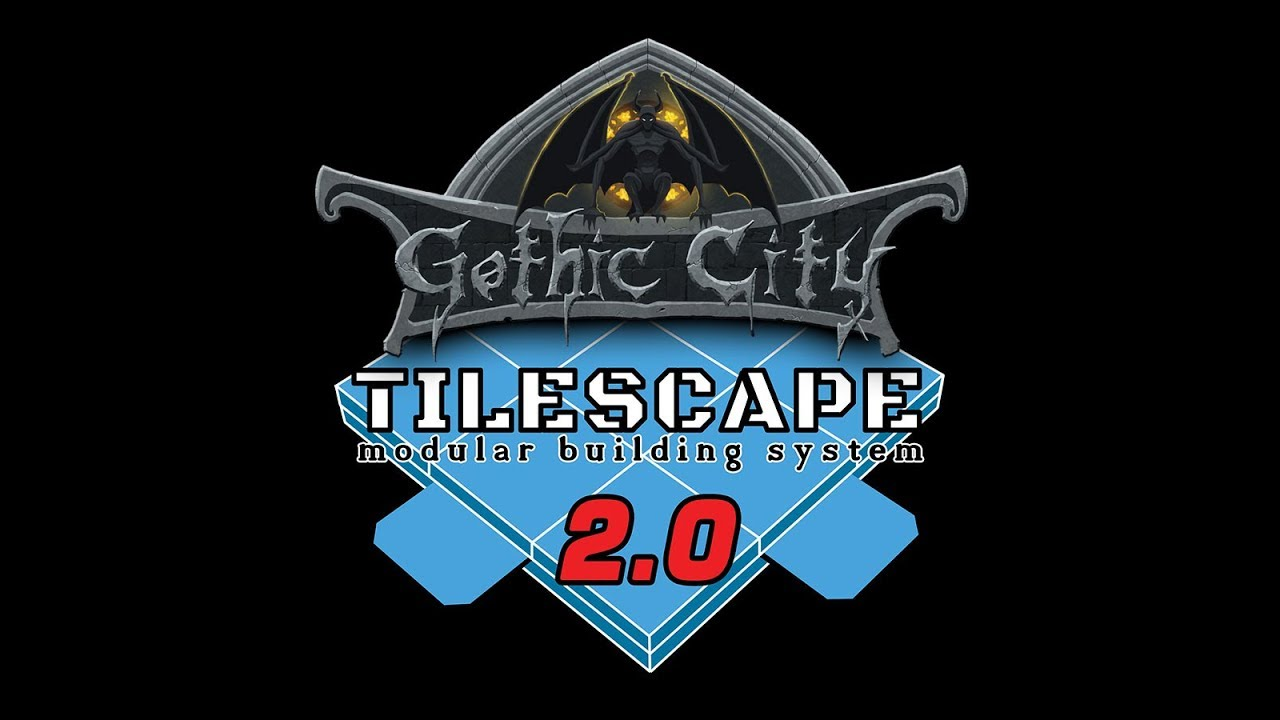 Tilescape 2 0 GOTHIC CITY Add-Ons * SPECIAL FEATURES *