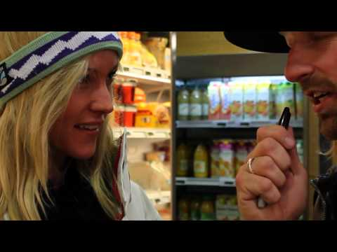 Syndicate TV BUSC 2011 Video Diaries: Arriving in and a girl named Moa