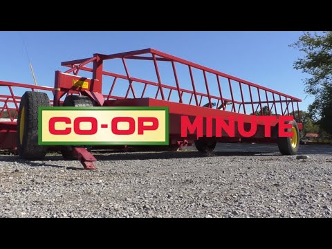 Co-op Minute: Farmco Feeder Waggons