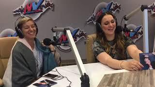 Christine D'Clario & Crystal Lewis EN VIVO por Nueva Vida 97.7 FM
