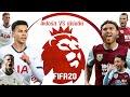 FIFA 20 | สเปอร์ส VS เบิร์นลีย์ | พรีเมียร์ลีกอังกฤษ #16 !! AI ปั่นโค้ง ๆ สวยจัด !!
