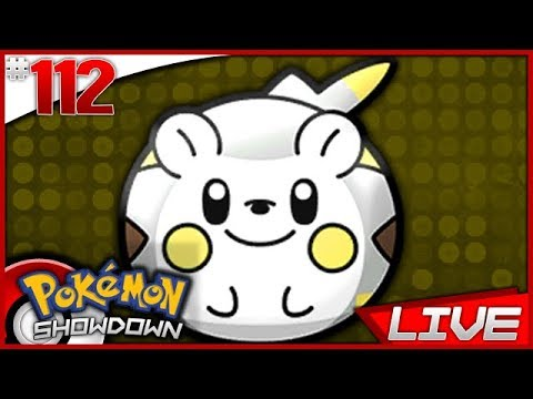 Pokemon Showdown *LIVE* #112 - ZING ZAP!