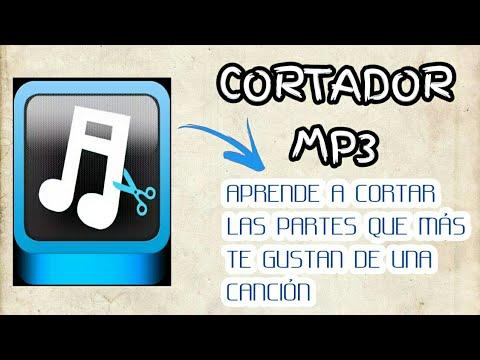 Como Recortar Una Canción Cortador Mp3 Marcosrss Android Youtube