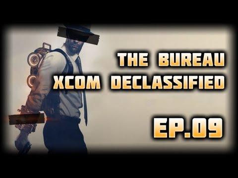 Let's Play The Bureau: XCOM Declassified - Ep.09 - Stop Fleeing From Me!