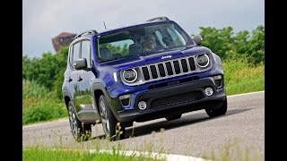 New Car: Jeep Renegade 2018 review