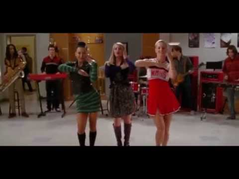 Glee-Come See About Me (Full Performance)