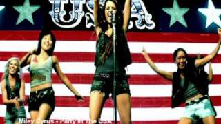 miley cyrus party in the usa lyrics music video britney jay z song