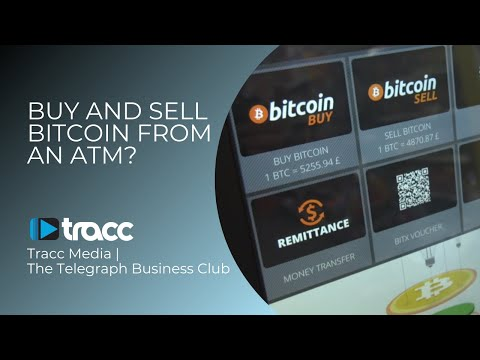 Buy And Sell Bitcoin From An ATM | BCB ATM