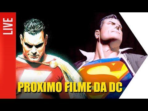 Bomba! O próximo filme da DC será Shazam! | OmeleTV