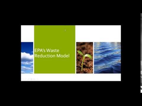 Recent Updates to EPA's Waste Reduction Model (WARM)