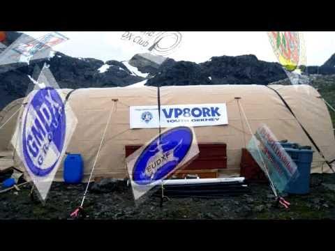 VP8ORK DXPEDITION 2011 - SOUTH ORKNEY ISLANDS
