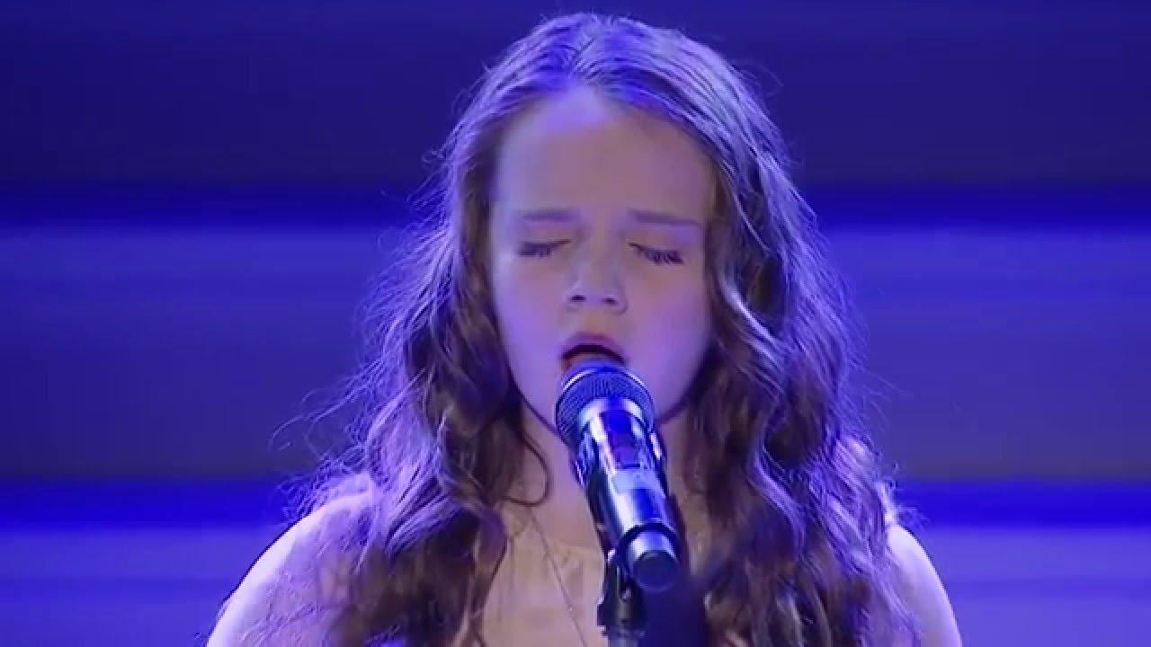 "Amira Willighagen - ""O Mio Babbino Caro"" (Reykjavík, Iceland) - Christmas Concert 2015 #1"