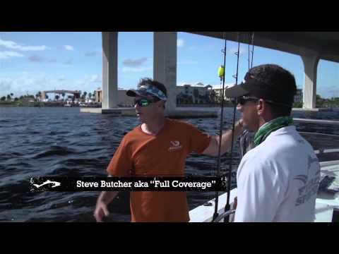Reel Time Florida Sportsman 2014 - Mullet Run in Stuart