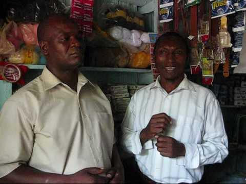 Daniel Mwangi Forgiveness and Restoration