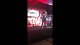 Davis Bass - 2018 Leukemia & Lymphoma Society Man of the Year