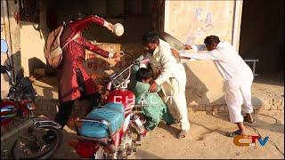 Tasla Phentee #Helmet Rocket Aur Tedi | New Punjabi Comedy | Funny Video 2020 | Chal TV