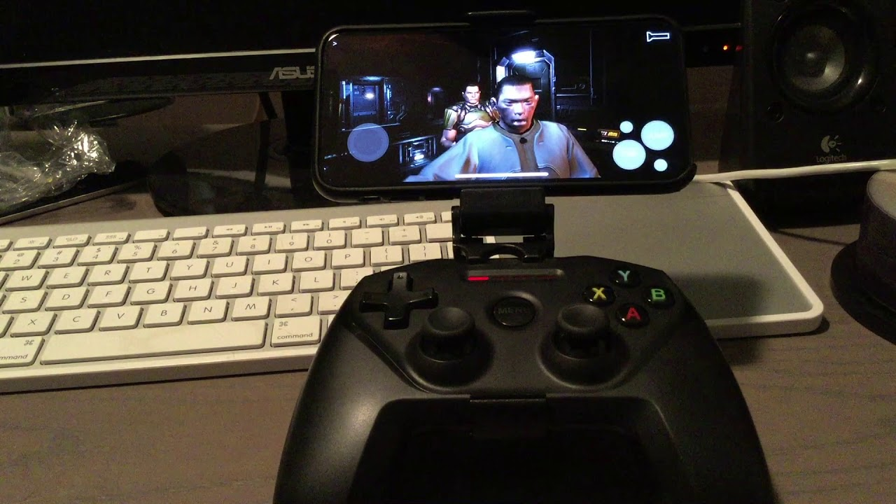 Id Software's open source shooters get ported to Apple's iOS
