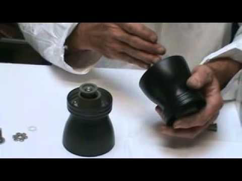 Hario Skerton Kyocera CM-50 Coffee Grinder Overview